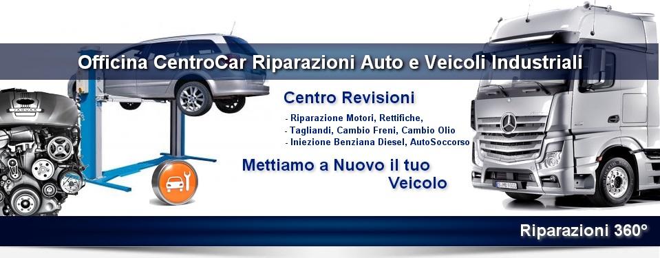 Cento Revisione Veicoli Verona