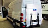 Sponde Idrauliche per furgoni